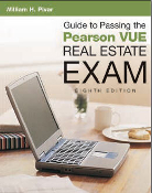 Guide to Passing the Pearson VUE Real Estate Exam -  $33.95